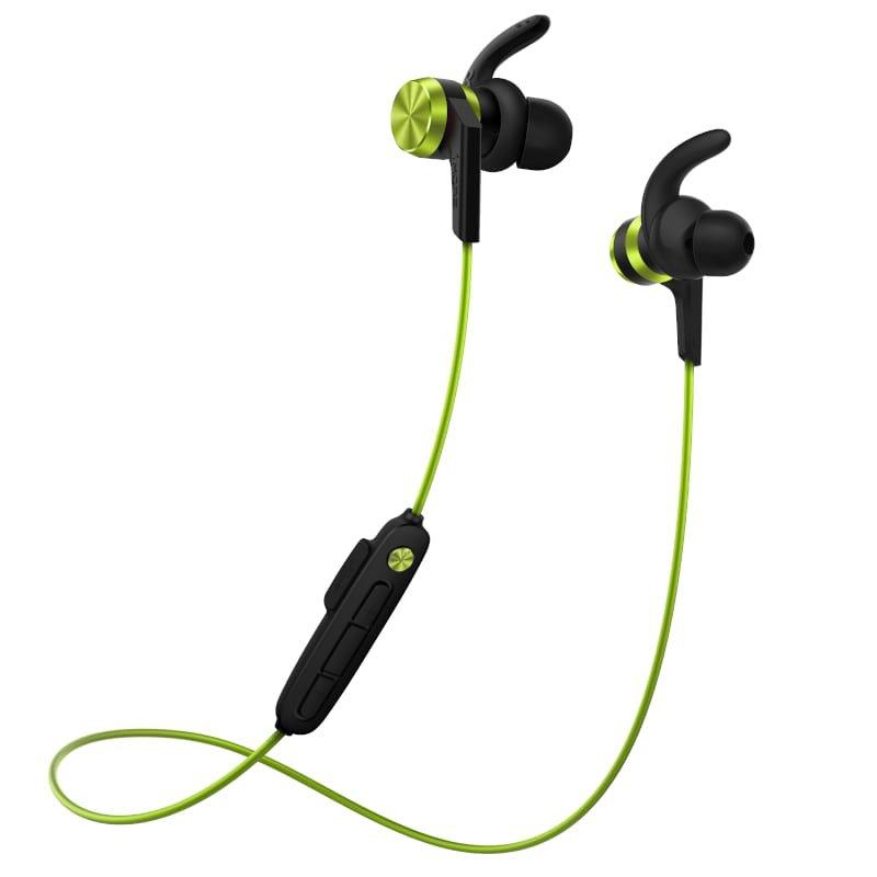 1MORE Fitness E1018BT iBFree Sport Bluetooth Earphones Green a