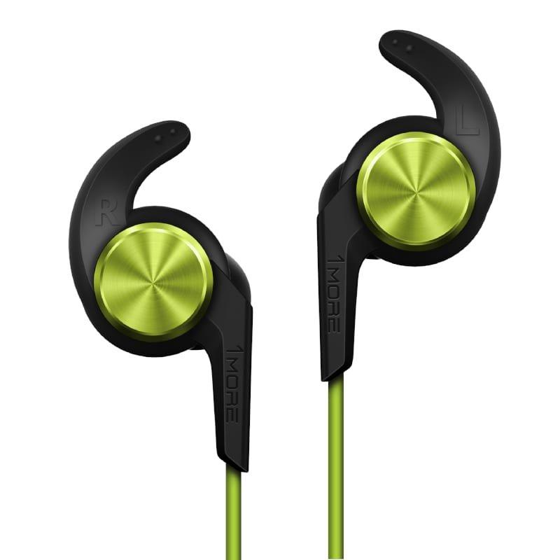 1MORE Fitness E1018BT iBFree Sport Bluetooth Earphones Green b