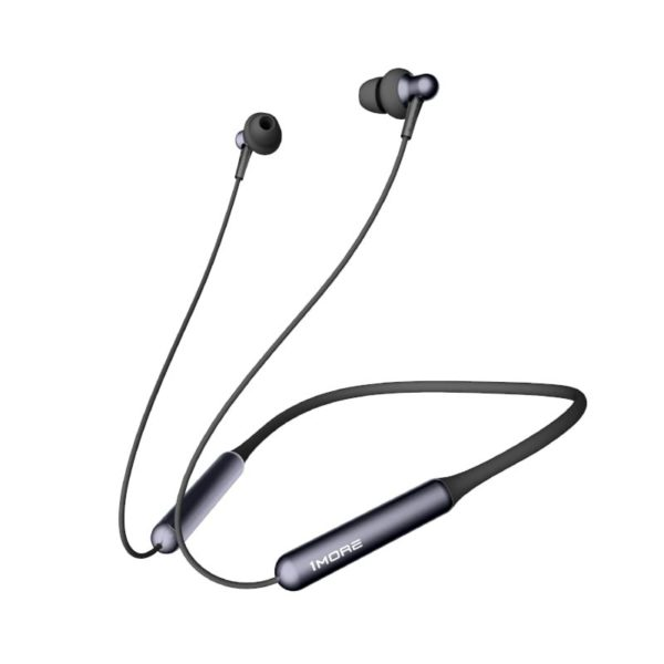 1MORE Stylish E1024BT Dual Driver Bluetooth Earphones Black a