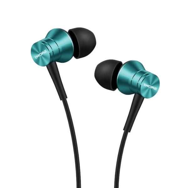 1more classic c1009 piston fit 3.5mm earphones blue a