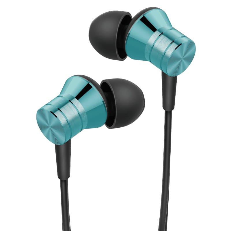 1more classic c1009 piston fit 3.5mm earphones blue b