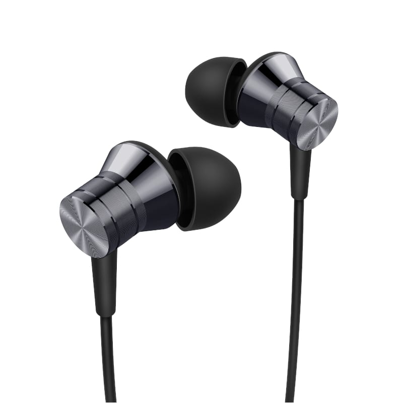 1more classic c1009 piston fit 3.5mm earphones grey b