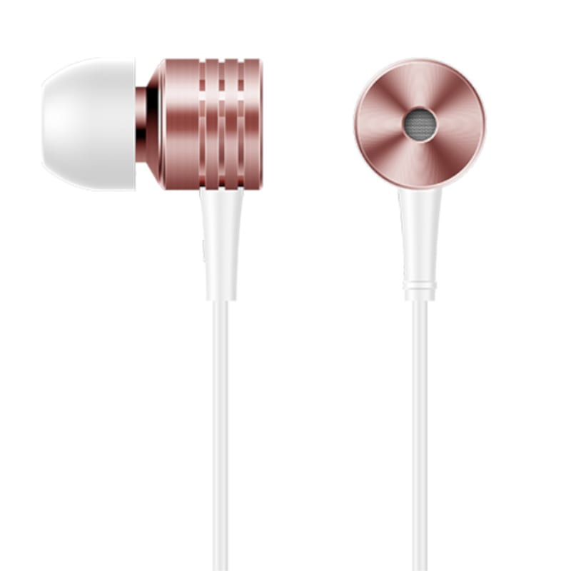 1more classic e1003 piston 3.5mm earphones rose gold a