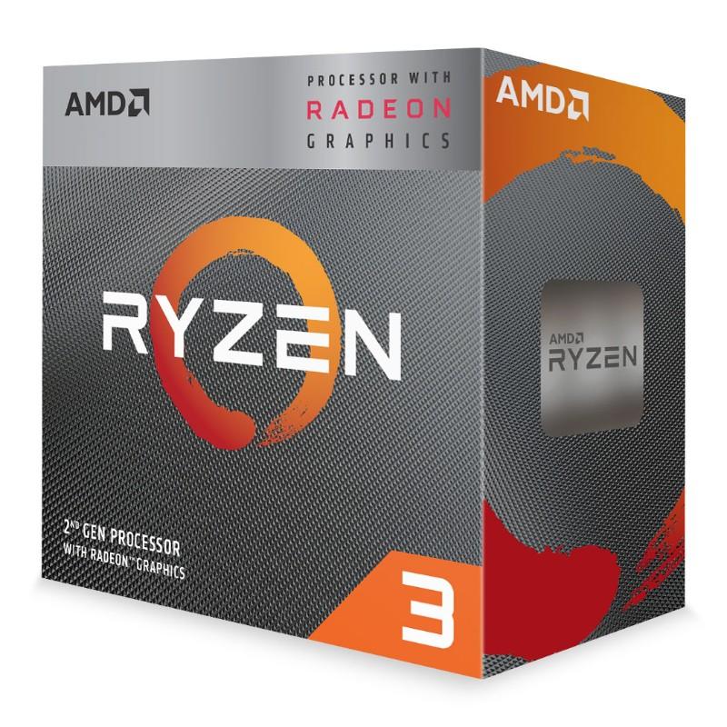 amd ryzen 3 3200g processors a