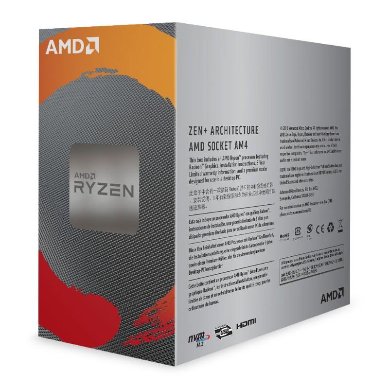 amd ryzen 3 3200g processors c