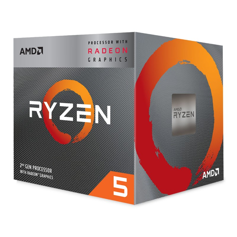 amd ryzen 5 3400g processors a