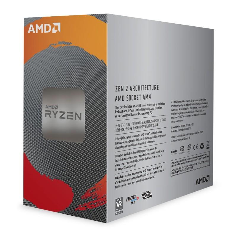 amd ryzen 5 3600 processors c