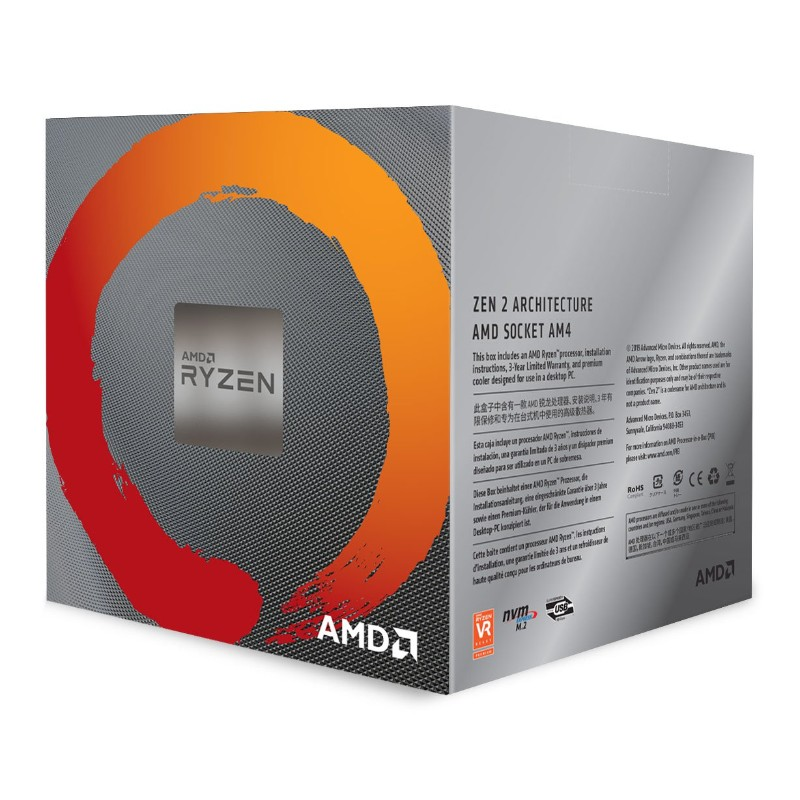 amd ryzen 7 3800x processors c