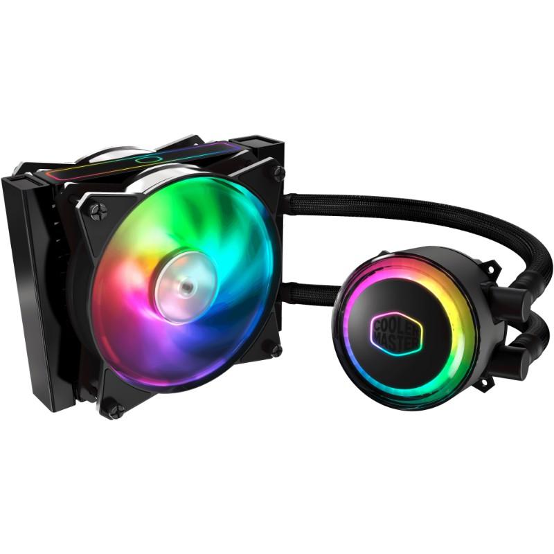 cooler master ml120rsrgb cpu cooler c