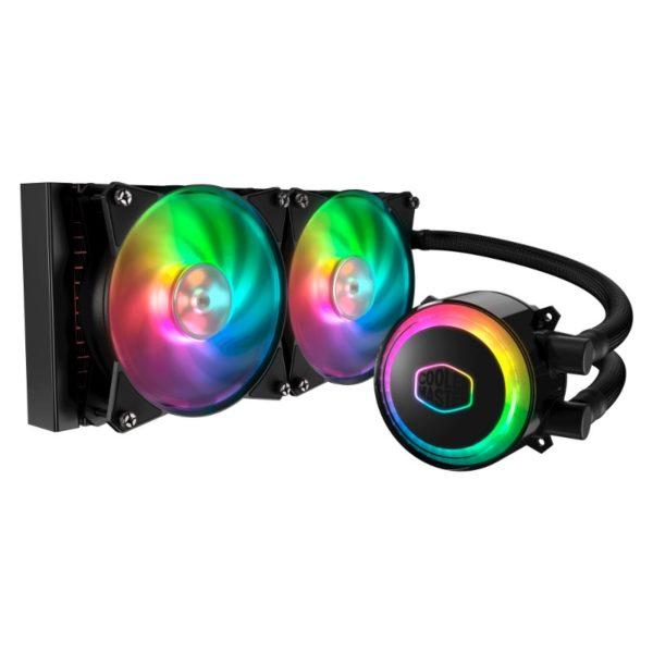 cooler master ml240rrgb cpu cooler a