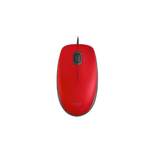 logitech m110 red a