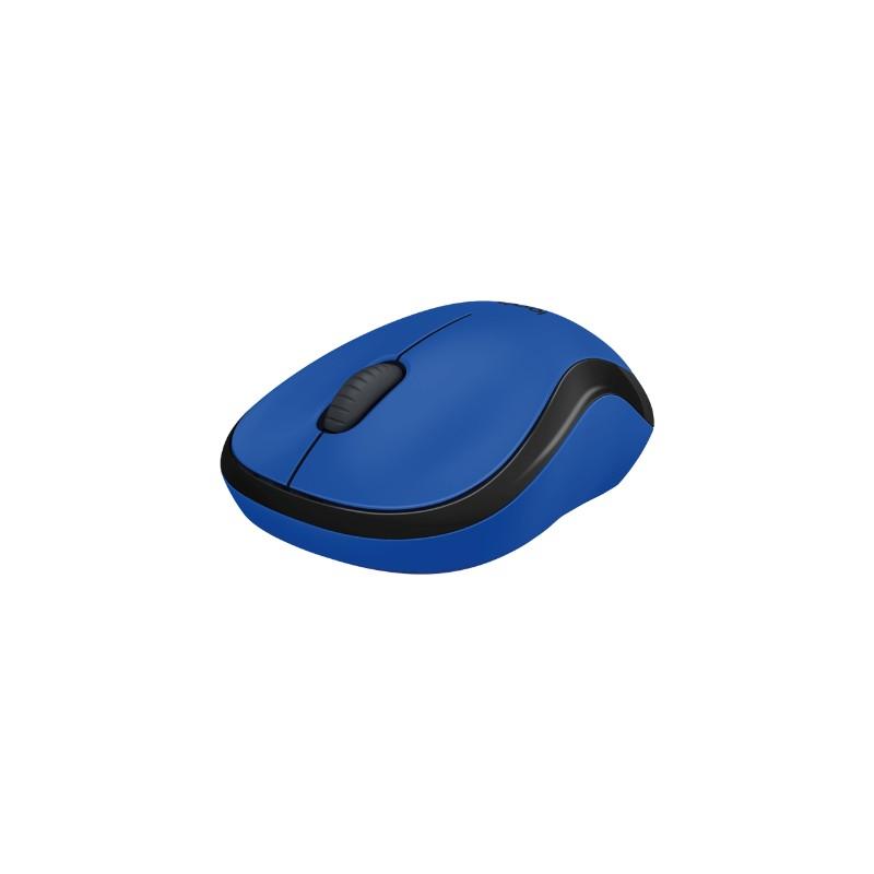 logitech m220 blue c