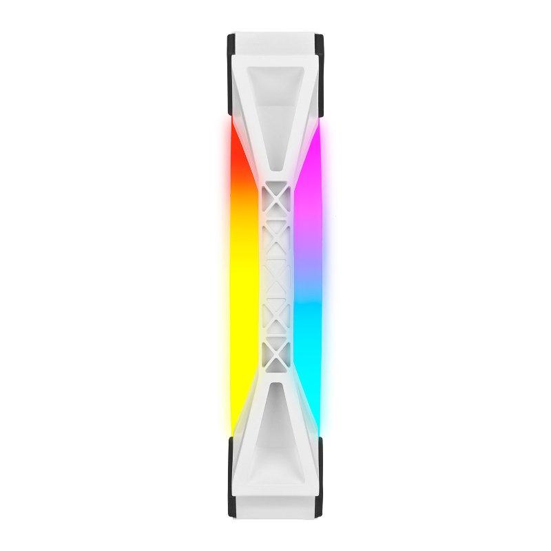 Corsair iCUE QL140 RGB fan white c