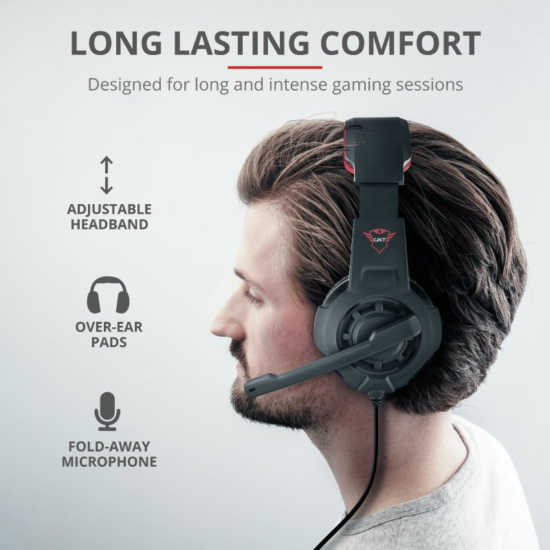 Trust GXT 310 Radius Gaming Headset d