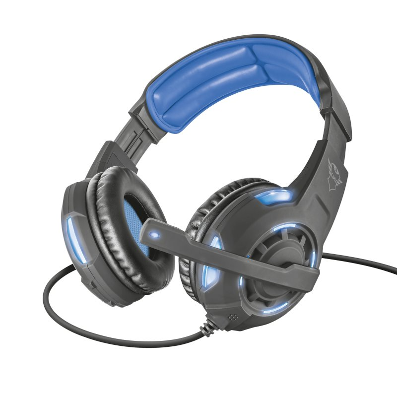 Trust GXT 350 Radius 7 1 Surround Gaming Headset d
