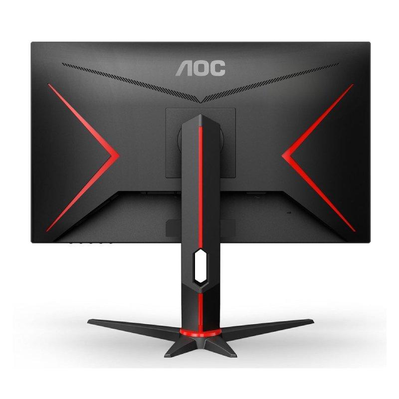 AOC CQ27G2 27 QHD 2560x1440 144Hz 1ms Curved HDR Gaming Monitor c