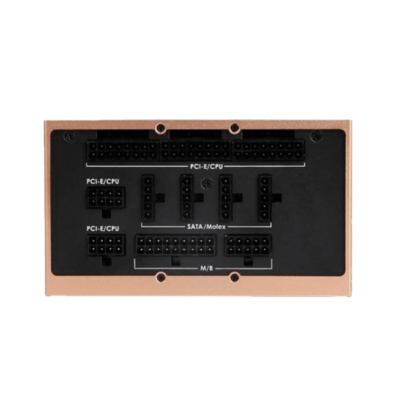 Antec HCG1000 1000w 80 plus gold modular power supply c