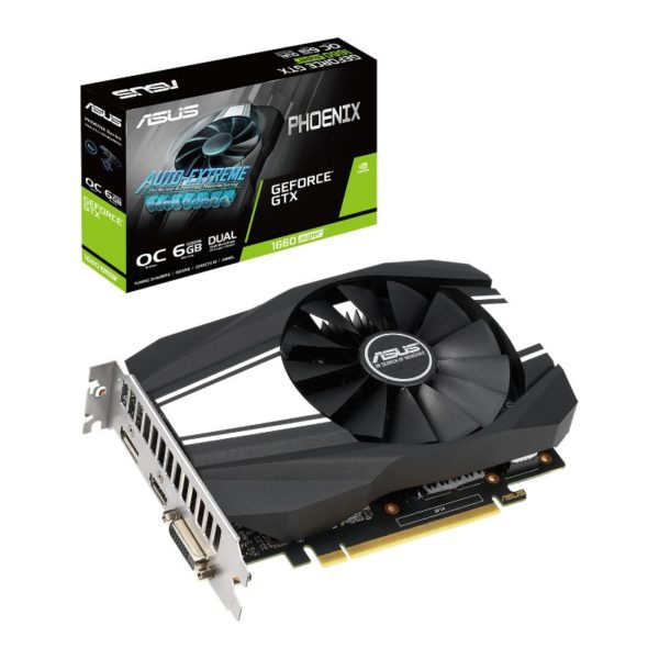 Asus GeForce GTX 1660 SUPER Phoenix OC Graphics Card a