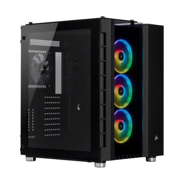 Corsair 680X RGB Black a