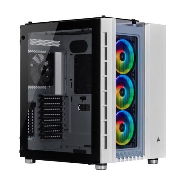 Corsair 680X RGB White a