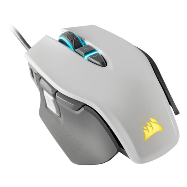 Corsair M65 RGB ELITE White a
