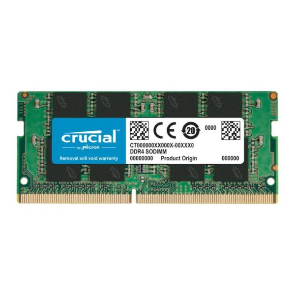 Crucial 8GB DDR4 2400MHz SO DIMM Laptop Memory a