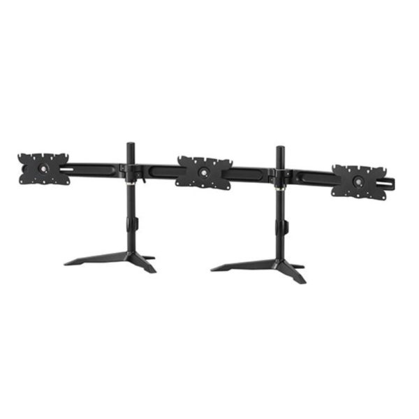 aavara ds310 24 32 triple monitor stand a