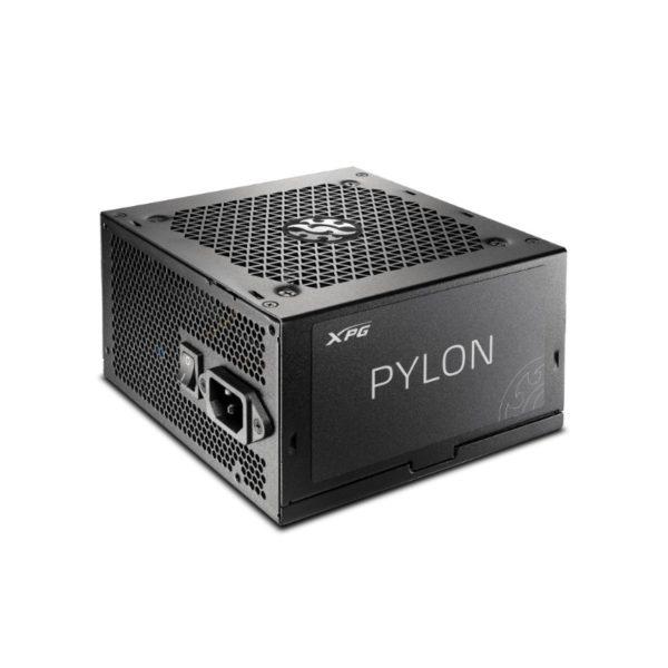 adata xpg pylon 550w 80 plus bronze power supply a
