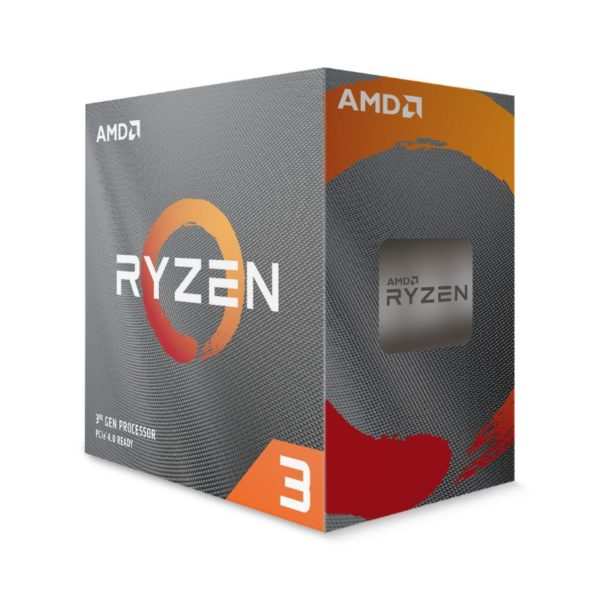 amd ryzen 3 3100 cpu wraith stealth cooler a