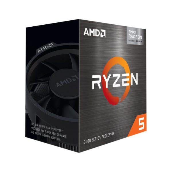 amd ryzen 5 5600g cpu processor wraith stealth cooler a