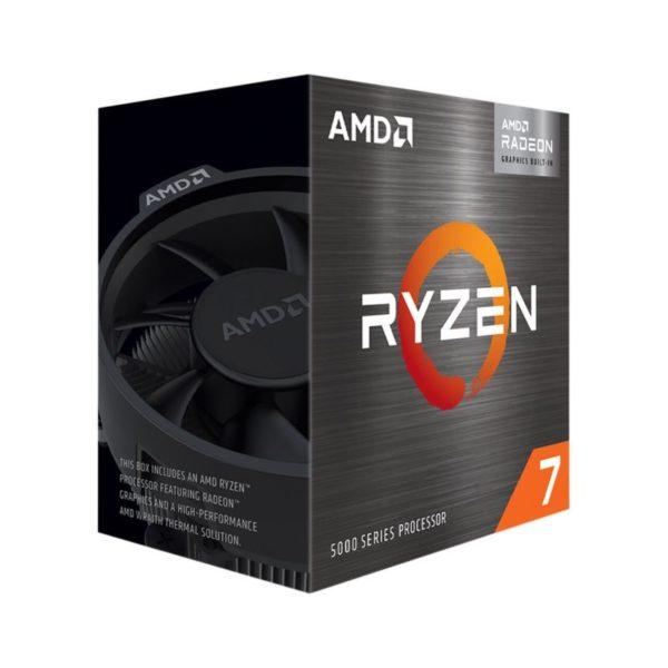 amd ryzen 7 5700g cpu processor wraith stealth cooler a