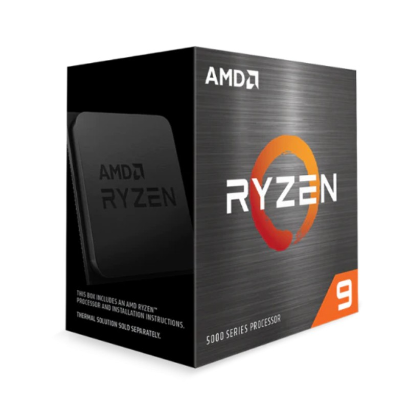 amd ryzen 9 5900x cpu processor a