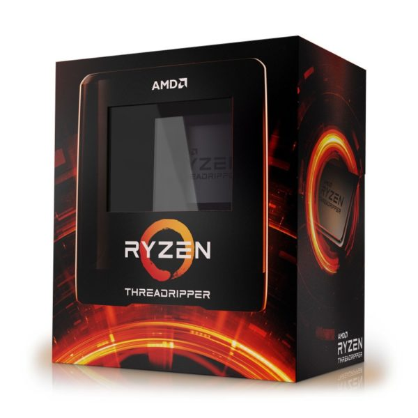 amd ryzen threadripper 3990x processor a 2