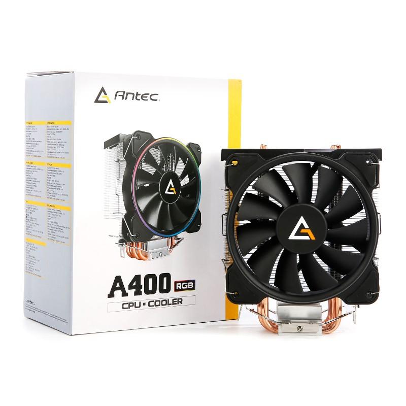 antec a400 rgb cpu cooler d
