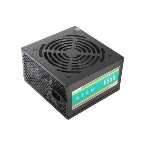 antec atom v550 550w power supply a