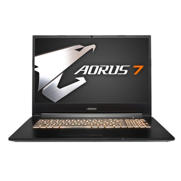 aorus 7 gtx 1650 gaming laptop a