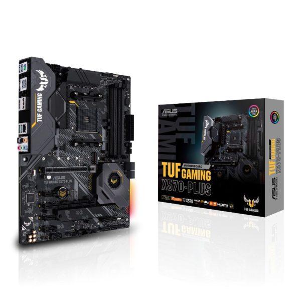 asus amd ryzen tuf gaming x570 plus am4 motherboard a