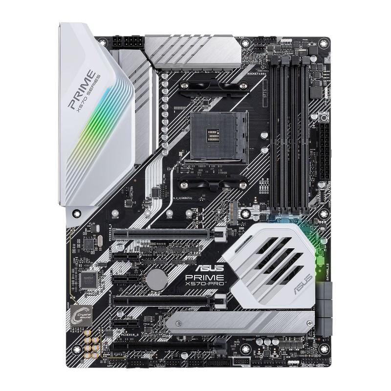 asus amd ryzen x570 pro am4 motherboard b