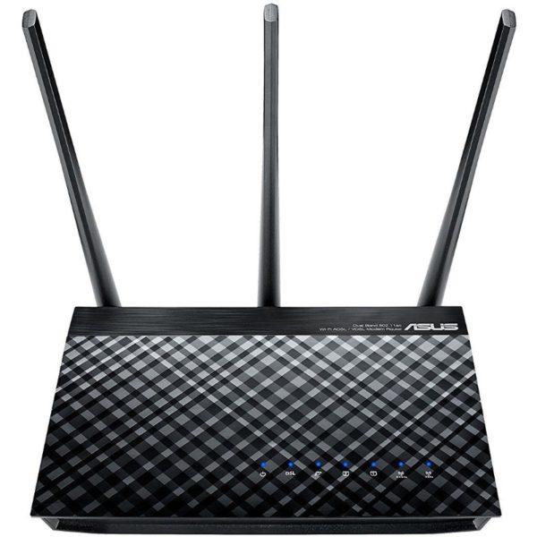 asus dsl ac51 router a