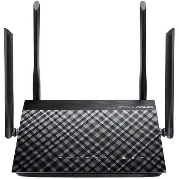 asus dsl ac52u adsl vdsl fiber router a