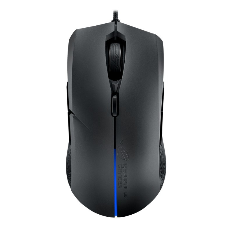 asus evolve gaming mouse b