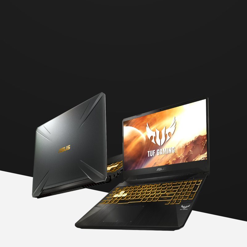 asus fx505 gaming laptops