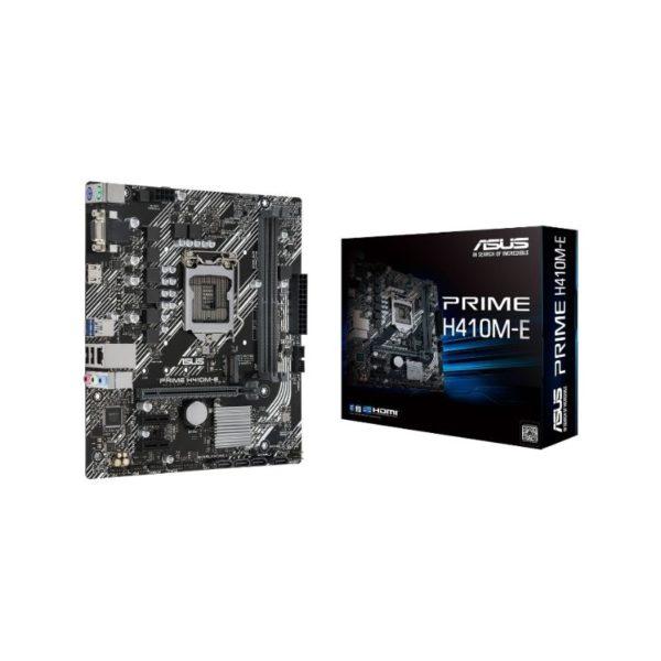 asus prime h410 intel lga 1200 motherboard a