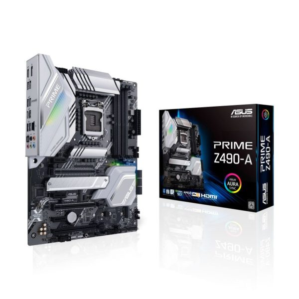 asus prime z490 a intel 10th gen atx motherboard a