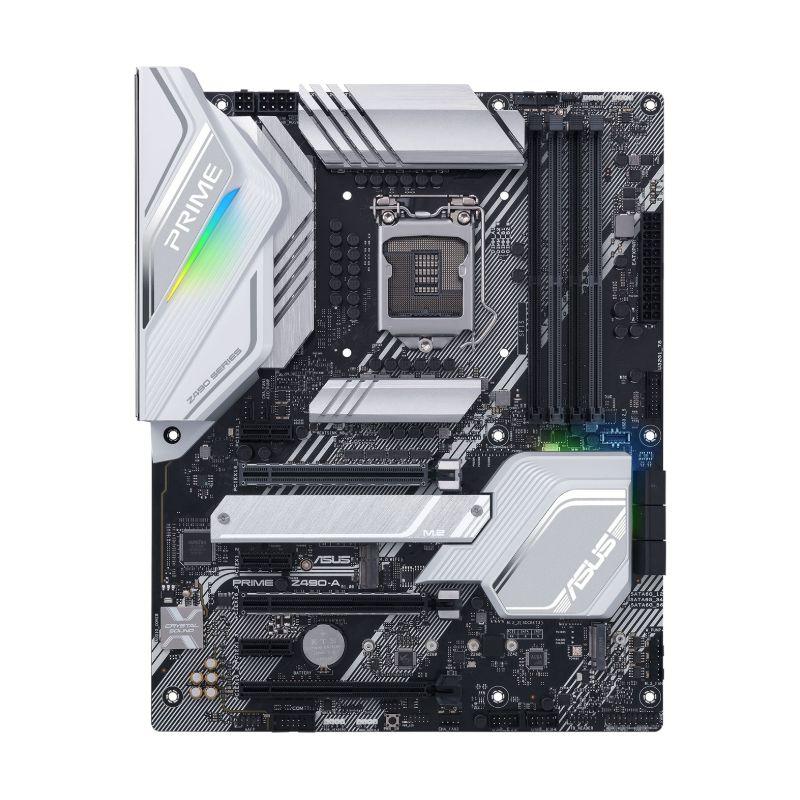 asus prime z490 a intel 10th gen atx motherboard b