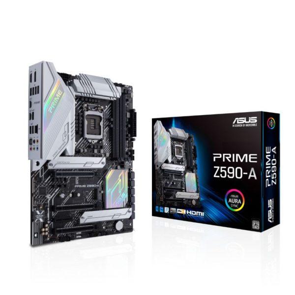 asus prime z590 a intel lga 1200 gaming motherboard a