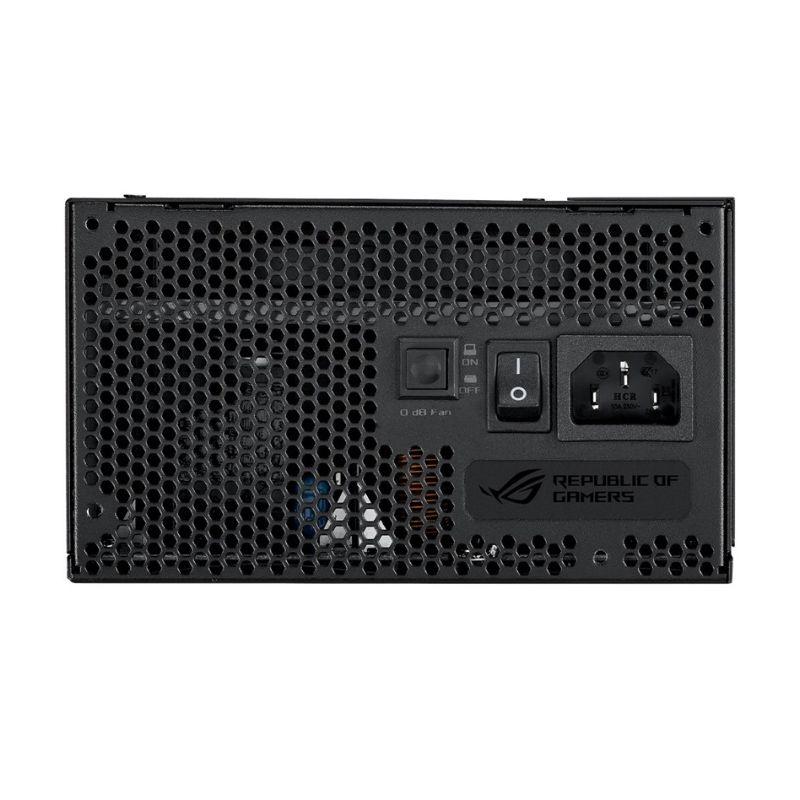 asus rog strix 750w 80 plus gold fully modular power supply f