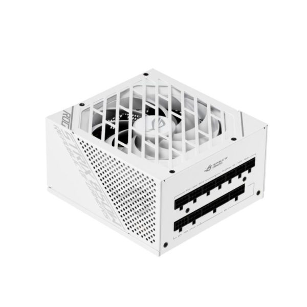 asus rog strix 850w 80 plus gold fully modular power supply white a