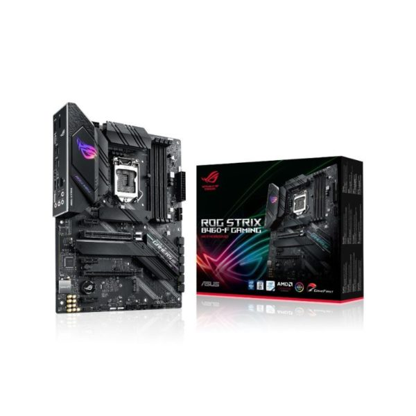 asus rog strix b460 f gaming intel lga 1200 motherboard a