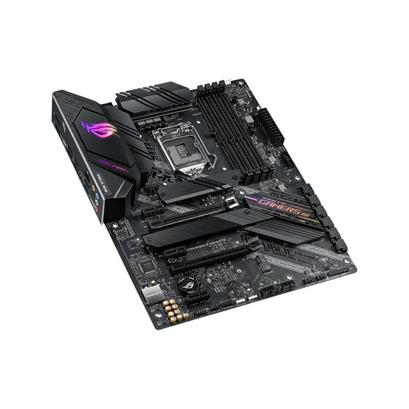 asus rog strix b460 f gaming intel lga 1200 motherboard c